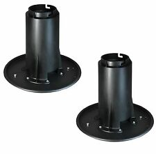 (2) Moultrie Hunting Deer Food Dispensing Dinner Plate Feeder Kits | MFG-12718
