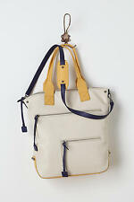 New Anthropologie  $228 Leather Cayman Colorblock Tote Handbag by Schuler & Sons