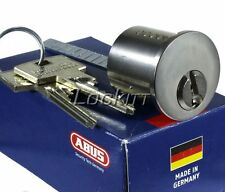 ABUS Vitess RIM Cylinder High Security Made in Germany Keyed Different