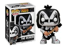 FUNKO POP ROCKS KISS #04 THE DEMON~RARE RETIRED VINYL FIGURE~FAST POST !!!