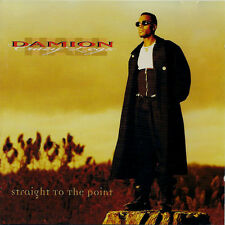 "Damion ""Crazy Legs"" Hall  -  Straight To The Point / MCA RECORDS CD 1994 RAR!"