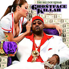 GHOSTFACE KILLAH - The Big Doe Rehab [Clean] hip-hop/rap CD