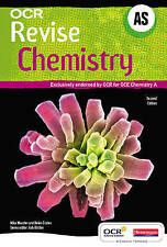 OCR AS Revise  Chemistry  A - New edition,GOOD Book