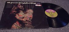 """The Groovin Strings and Things """"Self-Titled"""" CUB DJ MONO LP CUS-80000 PSYCH-ROCK"""