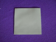100MM x 100MM 10CM SQUARE 2MM THICK GREY THERMAL ADHESIVE HEAT SINK TRANSFER PAD