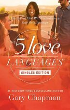 The 5 Five Love Languages of Love ~ Singles Edition ~ Gary D. Chapman BRAND NEW