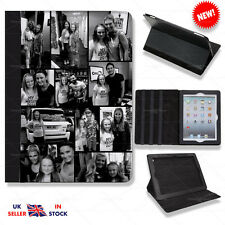 "PERSONALISED IPAD PRO 12.9"" PHOTO PRINTED FLIP LEATHER TABLET CASE FOR IPAD PRO"