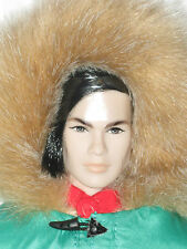 WU Fashion Royalty doll Poppy HOMME SZ Dynamite Girls KYU London Calling NRFB***