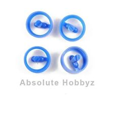 Kyosho Bushing For CNC Aluminum Knuckles (4) KYOIFW332-01
