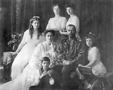 New 11x14 Photo: Last Tsar of Russia Nicholas II & Romanov Family