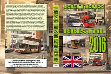 3264. Bristol. UK. Buses. March 2016. A lot has changed in Bristol since our las