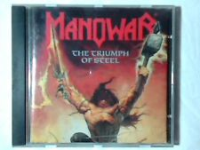 MANOWAR The triumph of steel cd  GERMANY