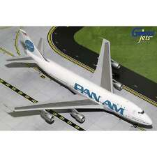 Gemini Jets 1:200 Boeing 747-100 PAN AM (Billboard Livery, Polished) Reg  N741PA