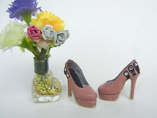 """Zhang_young shoes for Tonner/16""""Tyler Wentworthl/AvantGuard doll  (64-WTS-9)"""
