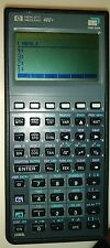 HP 48G+ PLUS vintage graphing calculator with 128k RAM NO RESERVE