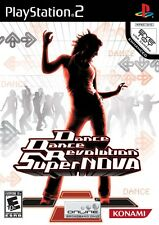 Dance Dance Revolution Supernova PS2 Playstation 2 Game