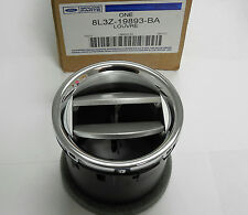 Ford F150 AC A/C Dash Vent Louvre Insert New OEM 8L3Z 19893 BA Satin Finish