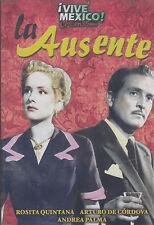 DVD - La Ausente NEW Rosita Quintana Arturo De Cordova FAST SHIPPING !