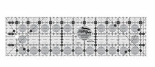 """Creative Grids 3 1/2"""" x 12 1/2"""" Rectangle Sewing and Quilting Ruler"""