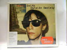 Patti Smith Outside Society CD NEU & OVP 886979431522  REGAL WEISS 1