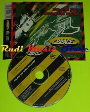 CD Singolo SPACE me and you versus the world 1996 GUT RECORDS    mc dvd (S8)