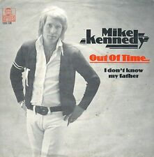 "7"" Mike Kennedy (Los Bravos) – Out Of Time (Rolling Stones) // Dutch"
