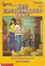 The Baby-Sitters Club Book 31: Dawn's Wicked Stepsister by Ann M. Martin