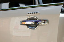 New Chrome Door Handle Bowl Cover Trim For Ford Edge 2011-2014