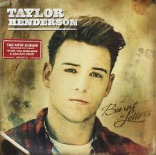 Taylor Henderson - Burnt Letters (2014)  CD  NEW  SPEEDYPOST