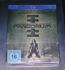 PANDORUM STEELBOOK EDITION BLU RAY NEU & OVP