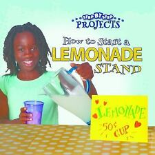 How to Start a Lemonade Stand by Anastasia Suen (2015, Hardcover)