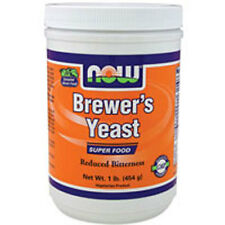 Brewers Yeast 1 Lb POWDER by Now Foods