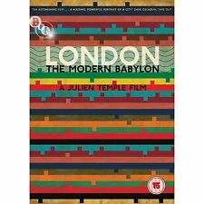 London: The Modern Babylon - DVD NEW & SEALED