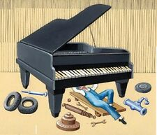 How to Repair Tune Piano Fix Repairman Restore Home Business 19 Books on CD