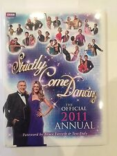 Strictly come dancing 2011 AUTOGRAPHED book-Ola Jordan-see photo signing proof