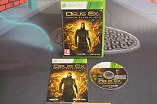 DEUS EX HUMAN REVOLUTION PAL FR XBOX 360 INVIO 24/48H