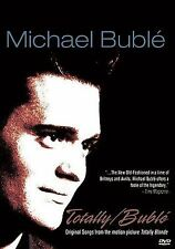 FREE US SH (int'l sh=$0-$3) NEW DVD Michael Buble - Totally Buble~,Michael Bubl