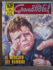 GRAND HOTEL n°16 1976 Mino Reitano Maria Rosaria Omaggio Chinaglia  [GS50]