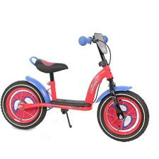 "Balance bike 12 "" Spiderman Disney Boy kid bicycle 12 inch"