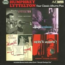 Four Classic Albums: Jazz Concert/Jazz Session/In Perspective/Here's Humphrey...