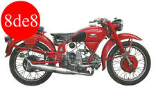 Moto Guzzi Airone 250 - Workshop Manual on CD (in italian)