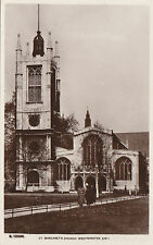 St. Margaret's Church, WESTMINSTER, London RP