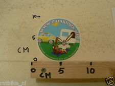 STICKER,DECAL WWW.CAMPINGS.NL CARAVAN