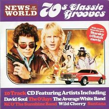 Various Artists - 70'S CLASSIC GROOVES, News Of The World CD L/N