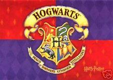 Harry Potter Hogwarts Castle Crest Greeting Card New