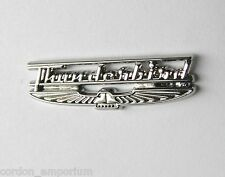 THUNDERBIRD LOGO AUTOMOBILE CAR AUTO LAPEL PIN BADGE 1 INCH