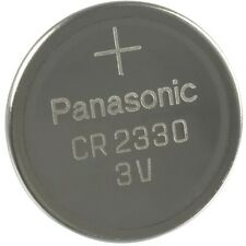 Genuine Panasonic 2330 Lithium Coin Battery 3v CR2330 BR2330 DL2330