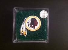 Washington Redskins Game Used Super Bowl XXVI 26 Turf! Mark Rypien, Art Monk NFL