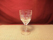 """Action Industries Crystal AI-1 Pattern Vertical Cuts Water Goblet 7"""""""