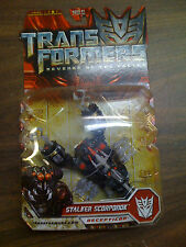Transformers ROTF Stalker Scorponok Deluxe Class  NEW FREE SHIP US